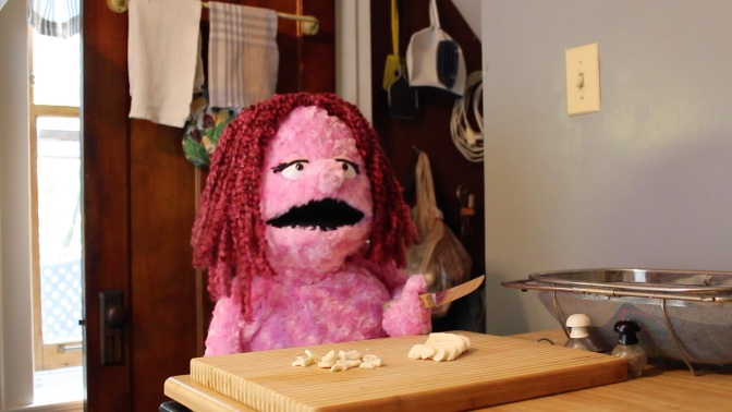 Puppets Censored – In the Kitchen